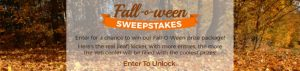 Dish-Fall-O-Ween – Win an Entertainment prize pack valued at up to $1,545