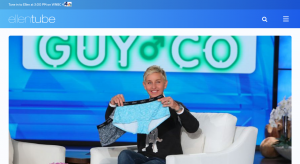 Ellen Tube – Win a $250 Ellen Shop Gift Card