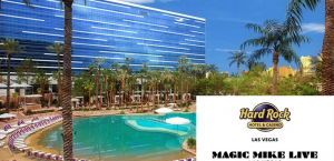 Ellen Tube – Win a 3-day Stay at Hard Rock Hotel & Casino & a Pair of tickets to Magic Mike Live