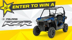 Rockstar & QT – Polaris – Win a 2017 Polaris RZR valued at $19,499