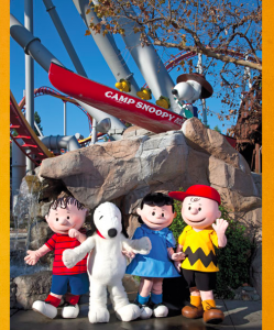 Bass Pro Shops – Halloween – Win a trip for 4 to Knott's Berry Farm, including Camp Snoopy, in Buena Park, California valued at $4,750