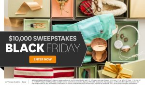Better Homes & Gardens – Win $10,000 Black Friday