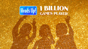 Ellen Tube – Heads Up! Thanks a Billion – Win a trip for 2 to Ellen's 12 Days of Giveaways