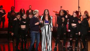 Ellen Tube – Win a copy of Demi Lovato's album 'Tell Me You Love Me'