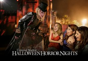 Extra TV – Universal Halloween Horror Nights – Win a trip for 2 to Universal Studios Halloween Horror Nights