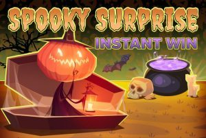 Forest City Commercial Management – Spooky Surprise – Win 1 of 480 Instant Win prizes