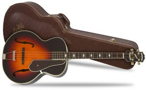 Gibson – Epiphone – Win an Epiphone Masterbilt Century De Luxe Classic 4-string bass with Hard Case valued at $1,930