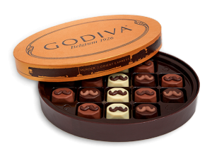 Godiva Chocolatier – Murder on the Orient Express – Win a Trip for 2 to San Francisco OR 1 of 25 minor prizes