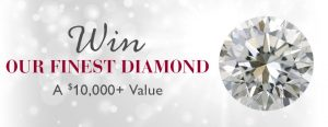 Helzberg Diamonds – Your Ideal Choice – Win a Helzberg Masterpiece diamond engagement ring & an 18K gold Masterpiece solitaire setting mount valued at $10,498
