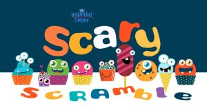Imperial Sugar Company – Scary Scramble – Win 1 of 100 prizes of a Year's worth of Sugar