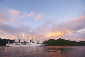 James Beard Foundation and Windstar Cruises – Dreams of Tahiti – Win a 7-day cruise for 2 on board Windstar Cruises