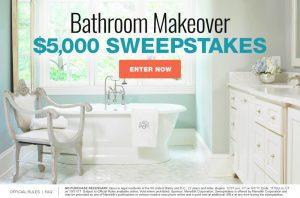 Martha Stewart – Win a $5,000 check