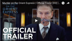 NBCUniversal Media – Murder on the Orient Express – Win a trip for 2 to Venice, Italy valued at $12,000