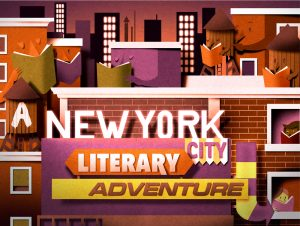 Penguin Random House – New York City Literary Adventure – Win a travel prize package valued at $4,992