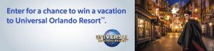 Southwest Vacations – Win a vacation package for 4 at Universal Orlando Resort valued at $4,980
