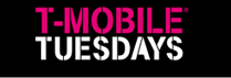 T-Mobile Tuesdays Week #70 Game – Win a grand prize valued at $1,425 OR 1 of 100 minor prizes
