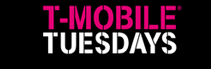 T-Mobile Tuesdays – Week #72 – Win a grand prize package valued at $11,141 OR 1 of 121 minor prizes