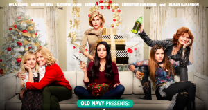 The Gap – Old Navy Presents: A Bad mom Christmas – Win a grand prize of a private screening of the film for up to 101 people OR 1 of 20 Instant Win Game prizes