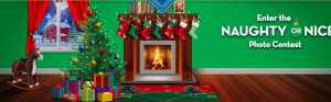Blue Buffalo – Blue Naughty or Nice – Win 1 of 2 prizes valued at $540 each