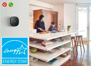 Bob Vila – Smart Home – Win 1 of 5 Energy Star certified ecobee4 smart thermostats valued at $249 each