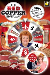 BulbHead – Red Copper – Win a grand prize valued at $2,100 OR 1 of 133 Instant Win Game prizes