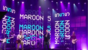 """Ellen Tube – Win Maroon 5's CD """"Red Pill Blues"""""""