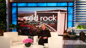 Ellen Tube – Win a 3-day Stay at Red Rock Casino, Resort and Spa