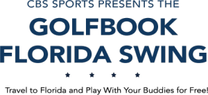 GolfBook – Florida Swing – Win a $5,000 check