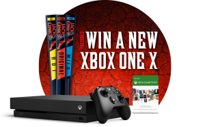 Jack Link's Wild Xbox – Win 1 of 10 grand prizes OR 1 of 2,700 minor prizes