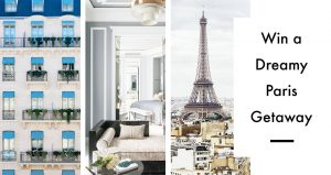 Kiwi Collection – Paris 2017 – Win a prize package valued at $7,500