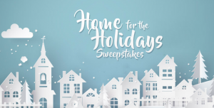 Triton Digital – Home for the Holidays – Win a $4,000 cash prize