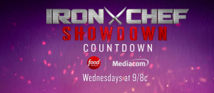 Food Network Mediacom – Iron Chef Showdown Countdown – Win a grand prize of a $2,000 American Express prepaid card OR 1 of 4 Weekly prizes