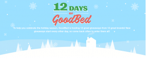 Goodbed.com – Zenhaven Mattress – Win a grand prize valued at up to $999 OR 1 of 2 minor prizes