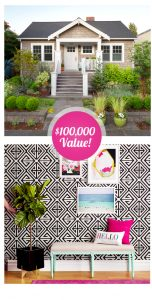 HGTV Magazine – Home Makeover – Win $100,000 to transform your home