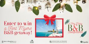HomeAway.com – A very Merry B&B – Win a trip for 2 to Fort Myers, Florida valued at $3,018