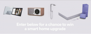InsideKook – Smart Home Upgrade – Win a prize package valued at over $2,200