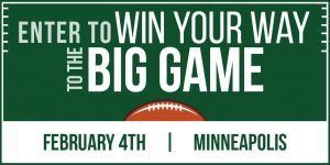 Parade – World Cancer Day Super Survivor – Win 2 tickets to the 2018 Big Game in Minneapolis, MN & $1,500 cash