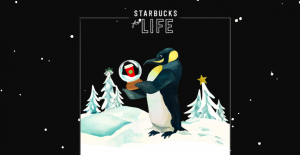 Starbucks – Starbucks for Life: 2017 Holiday Edition – Win 1 of 5 grand prizes OR thousands of other prizes