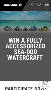 Bombardier Recreational Products – Win A Brp Vehicle Sweepstakes