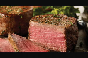 Extratv – $100 Gift Card To Omaha Steaks Sweepstakes