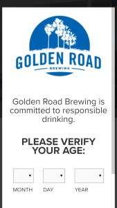 "Golden Road Brewery – Beerland Home Bar Upgrade – Win a ""Home Bar Upgrade"" that includes one (1) kegerator"
