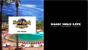 Ellen Tube – Win a 3-day stay at Hard Rock Hotel & Casino and a pair of tickets to Magic Mike Live