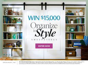 Meredith – Martha Stewart – Organize in Style – Win a $15,000 check.jpg