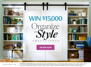 Meredith – Martha Stewart – Organize in Style – Win a $15,000 check.jpg