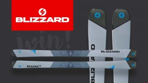 Mountain Life Media – Win a new pair of Blizzard Brahma CA skis