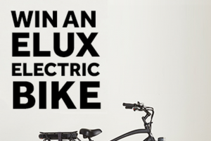 "Billabong – Elux Bike – Win (1) Grand Prize shall consist of one (1) 2016Elux Electric Bike Model ""Newport"" (approximate retail value or ""ARV"" $1895.00 USD)."