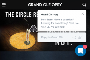 Grand Ole Opry – Lanco In The Circle – Win two (2) tickets to the Grand Ole Opry show featuring LANCO on March 6 2017 two (2) meet-and-greet passes