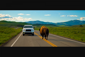 National Park Trips Media – Win A Yellowstone Vacation – Win one of the remaining road trip routes