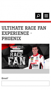 Sport Clips – Ultimate Race Fan Experience – phoenix – Win any other form of compensation if actual