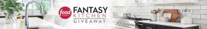 Food Network – Fantasy Kitchen 2018 – Win a $250,000 check